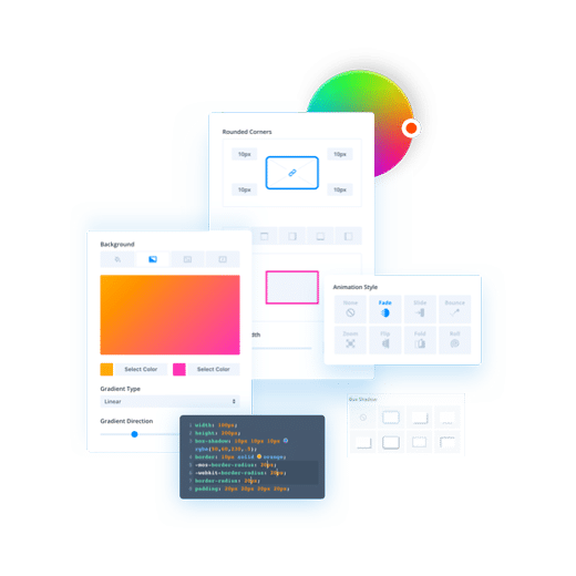 Divi WordPress Design