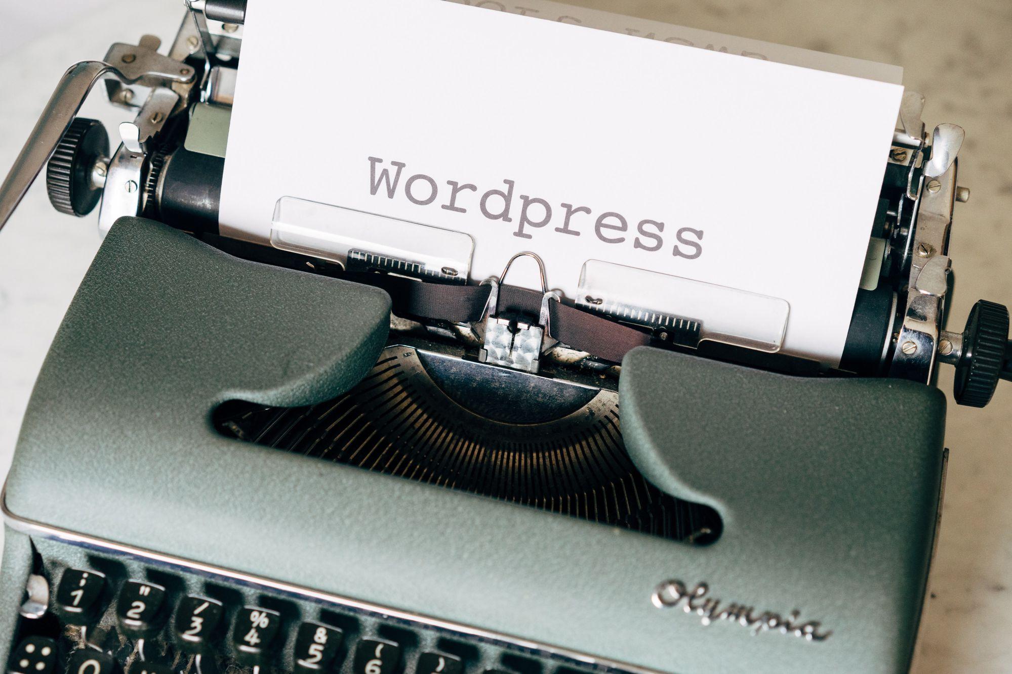11 razones por las que elegir wordpress para tu sitio Web